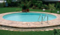 Preview: Pool-Set 420x120 sand