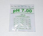 Referenzlösung pH 7 für Electronic Meter